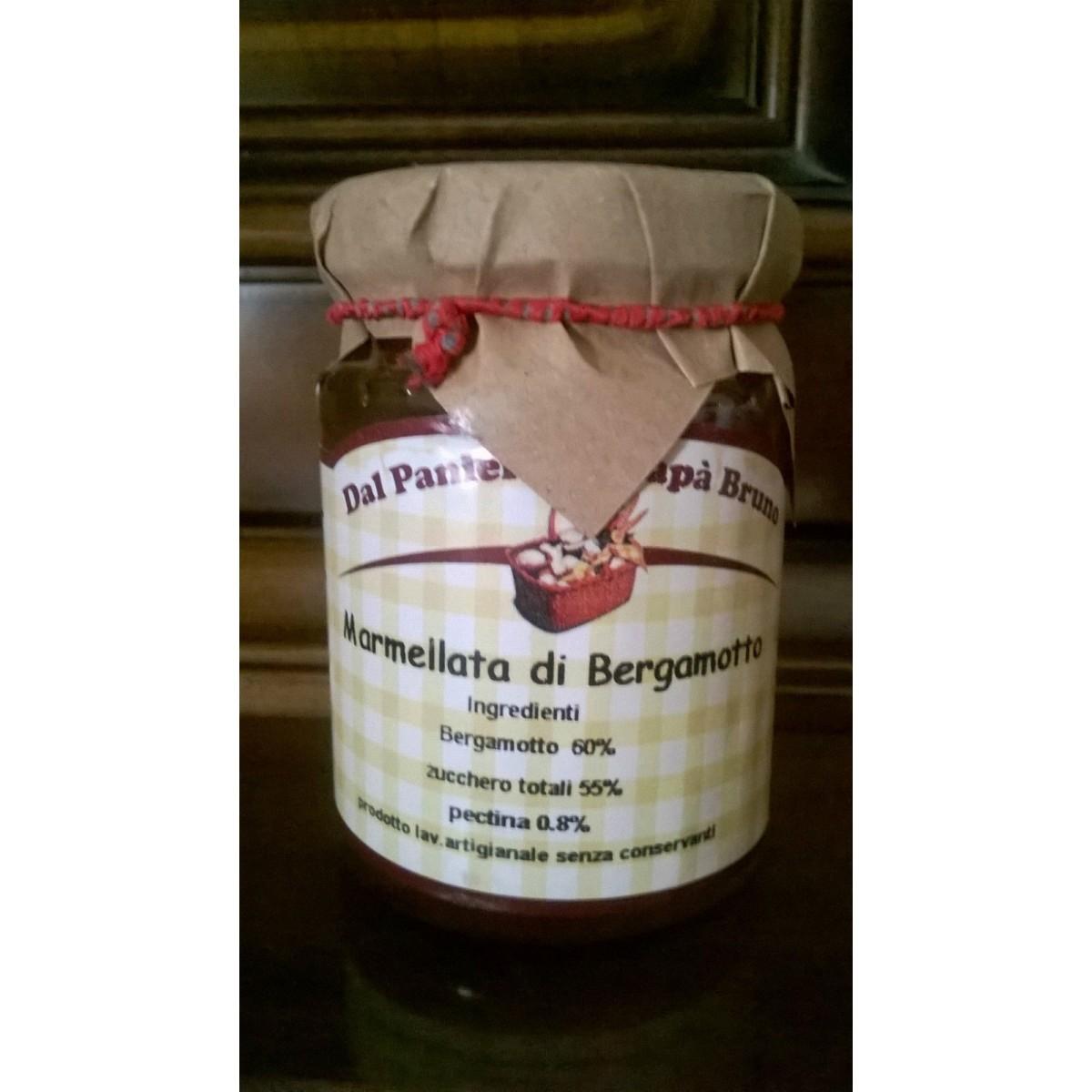 marmellata di bergamotto calabrese