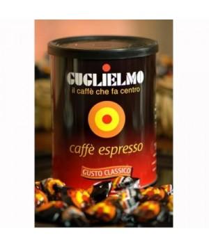 CAFFE' GUGLIELMO IN LATTA DA 250 gr