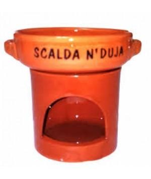 scalda Nduja in terracotta